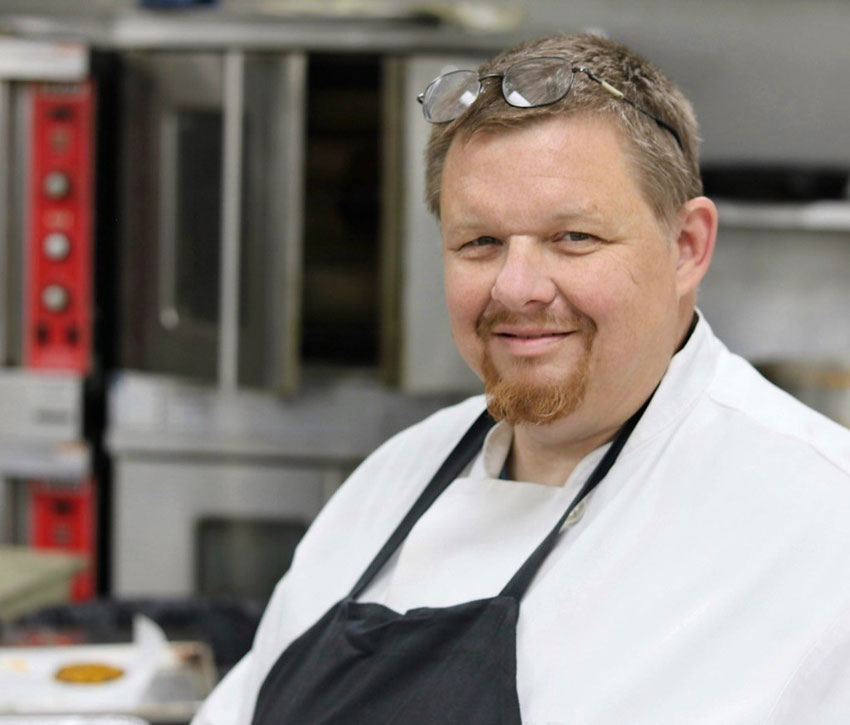Chef Chris Weist