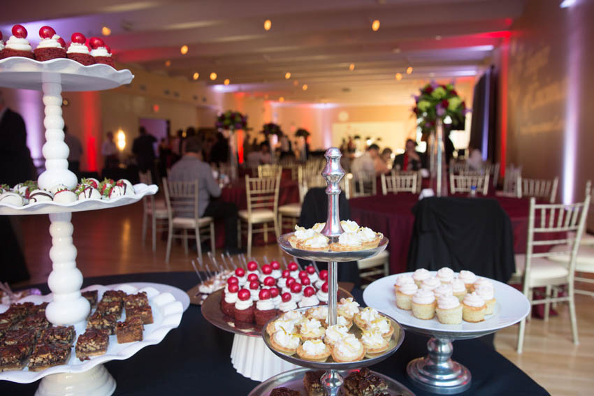 Dessert Wedding Menu