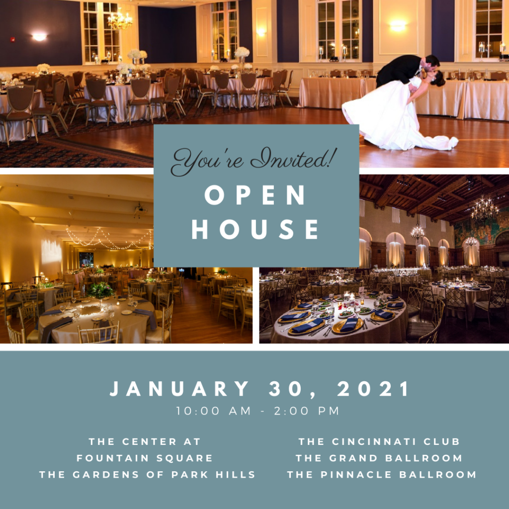January 30, 2021 Open House