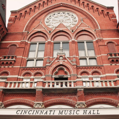 Cincinnati Music Hall Event Venue