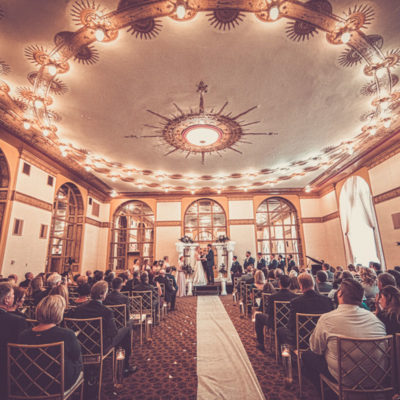 The Cincinnati Club wedding venue