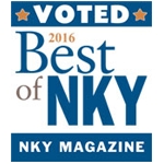 Drees Pavilion was voted as the Best Place to Get Married by the readers of NKY Magazine.