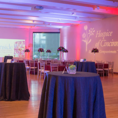Hospice of Cincinnati event by Mchale's Events & Catering