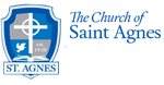 The Church of Saint Agnes logo