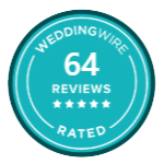 over 64 review on weddingwire - the center